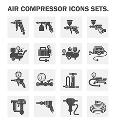 Pump icon vector