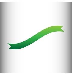 Banner ribbon Icon vector image vector image