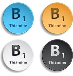 Vitamin b1 vector