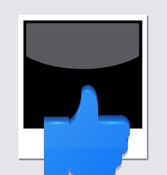 Photo like vector image