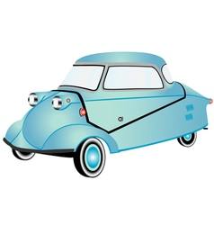 The car for invalids vector