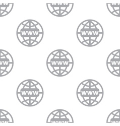 New www seamless pattern vector