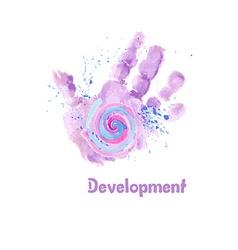 Handprint2 vector