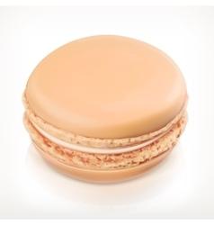 Macaron icon vector