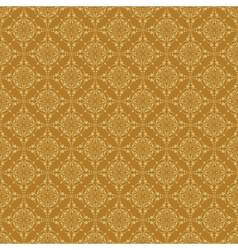 beige geometric seamless pattern vector image vector image