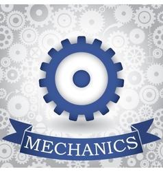 mechanics vector image