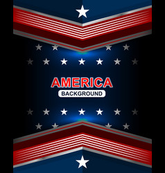 American backgrounds template vector