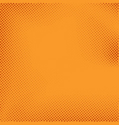 Bright halftone comic book style background vector