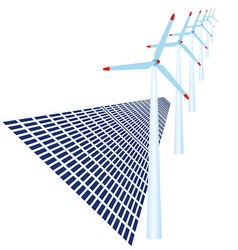 Alternative energy source vector
