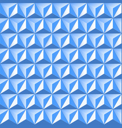 background of triangles vector image