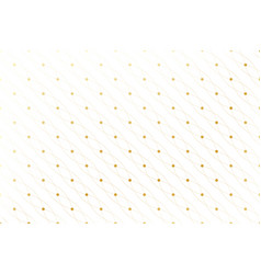 Golden texture geometric seamless pattern with vector