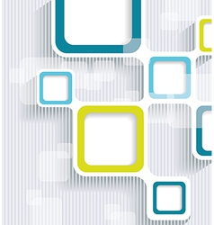 Modern design vector image vector image