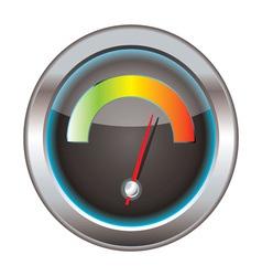 internet or web download icon vector image