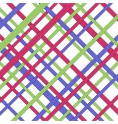 Diagonal strips vector image