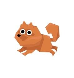 Pomeranian Spitz Dog vector image