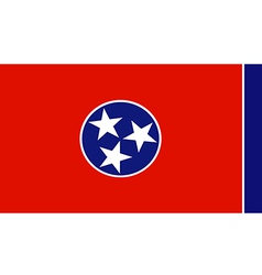 Tennessee vector image vector image
