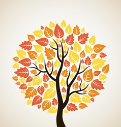 Tree3 vector image