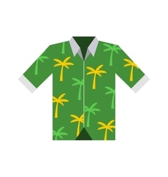 Hawaii shirt vector