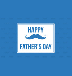 Style card for father day collection vector