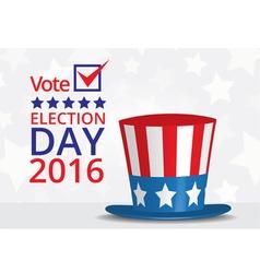 Voting symbols design vector