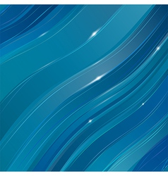 abstract wave background with lines for design vector image