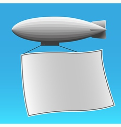 airship 2 vector image