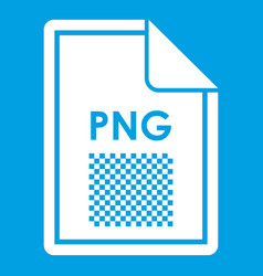 File png icon white vector