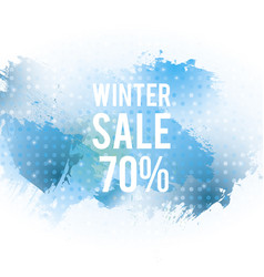 Winter-sale-70 vector