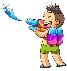 kids water vector image vector image