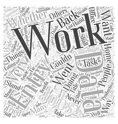 Shall i work data entry jobs word cloud concept vector