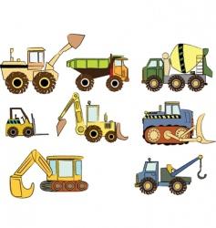 transport2 vector image