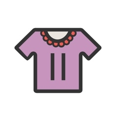 Small shirt vector