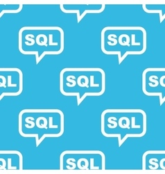 Sql message pattern vector