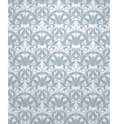 Seamless pattern grey vector