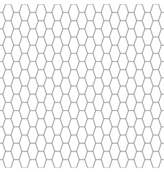 Netting pattern vector