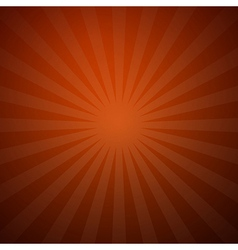 Abstract Retro Red Background vector image