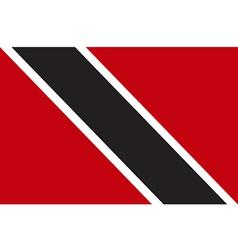 TrinidadAndTobago vector image vector image