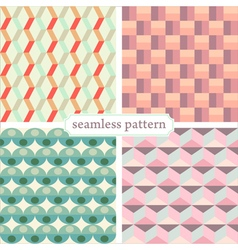 Seamless pattern set1 vector