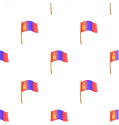 the tricolor on the sticknational flag of vector image