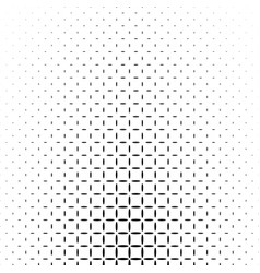 Black and white star pattern - abstract background vector