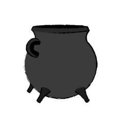 leprechaun pot st patricks day decoration image vector image
