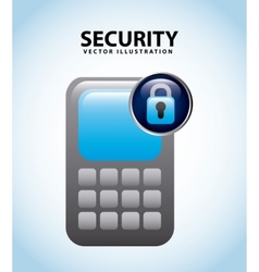 Security data vector