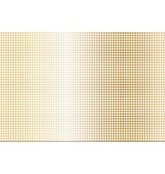 Drilled brass plate vector