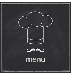 Restaurant menu deisgn vector