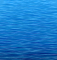 Abstract Water Background with Ripple vector image