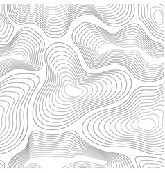 Topographic map seamless pattern vector