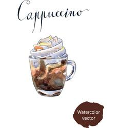 Cappuccino vector