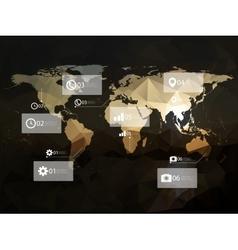 Modern elements of info graphics vector
