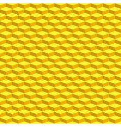 Parallelepiped pattern vector image