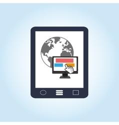 Money design Payment online Financial item vector image